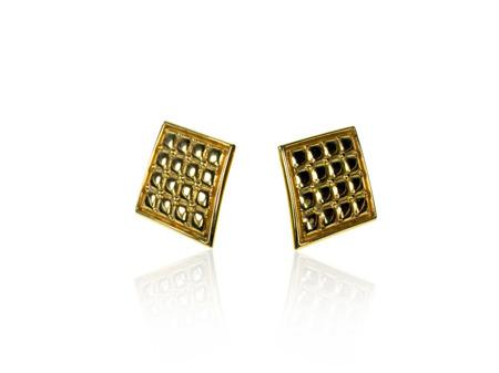 Earrings Chesterfield Gold