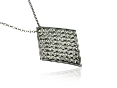 Necklace Chesterfield Black