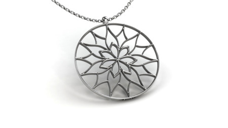 Necklace Yorkshire White