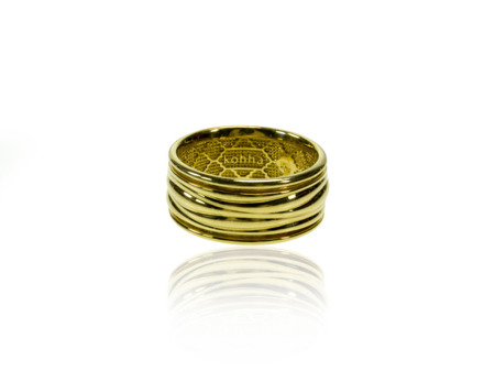 Ring Baltic Gold