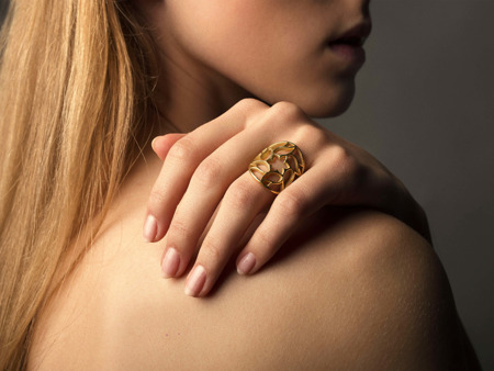 Ring Chartres Gold