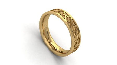Ring Classic Gold
